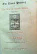 The Times History of the War in South Africa 1899-1902 Vol. Lv