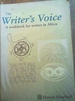 The Writer's Voice: a Workbook for Writers in Africa