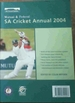 Mutual and Federal South African Cricket Annual 2004