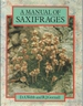 Manual of Saxifrages