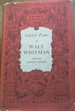 Selected Poems of Walt Whitman