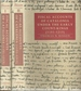 Fiscal Accounts of Catalonia Under the Early Count-Kings (1151-1213) (Two Volume Set)