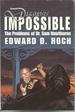 Diagnosis: Impossible. the Problems of Dr. Sam Hawthorne
