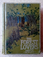 The Forest Lovers: a Romance