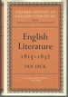 English Literature 1815-1832