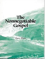 The Nonnegotiable Gospel