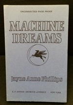 Machine Dreams (Signed Uncorrected Proof)
