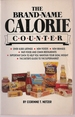 The Brand Name Calorie Counter