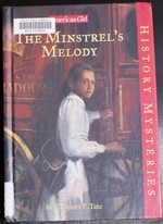 The Minstrel's Melody (American Girl: History Mysteries)