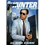 HUNTER THE COMPLETE SERIES ALL SEVEN SEASON THIS BOX HE 25 DICS