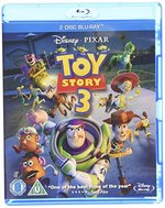 Toy Story 3 (2 Disc Blu-Ray) [2017] [Region Free]