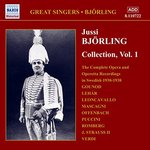 Jussi Björling Collection, Vol. 1