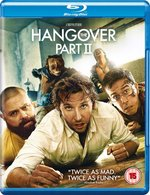 The Hangover Part II [Blu-Ray] [2011] [Region Free]