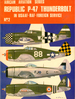Republic P-47 Thunderbolt: in the U.S.a.a.F., R.a.F. and Foreign Service