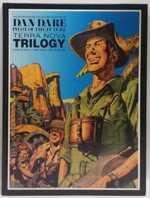 The Ninth Deluxe Collector's Edition of Dan Dare: Pilot of the Future: Terra Nova Trilogy