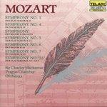 Mozart: Symphoies Nos. 1, 4, 5, 6, 7 & 55/Symphony In F