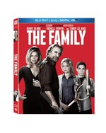 The Family [2 Discs] [Includes Digital Copy] [UltraViolet] [2 Discs] [Blu-ray]