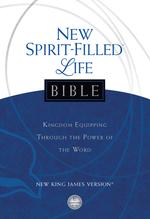 Nkjv, New Spirit-Filled Life Bible