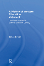 Hist West Educ: Civil Europe V2