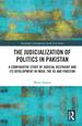 The Judicialization of Politics in Pakistan