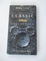Classic Disney Collection: 60 Years of Musical Magic (Includes Lyrics)