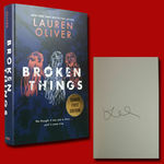 Broken Things-Autographed Copy