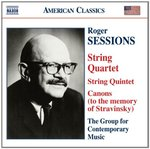 Roger Sessions: String Quartet