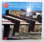 Frank Lloyd Wright Monograph 1937-1941 Volume 6 (Japanese to English Text)