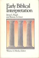 Early Biblical Interpretation