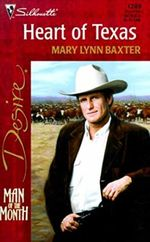 Heart of Texas (Man of the Month/Man of the Month Anniversary) (Silhouette Desire) (Paperback)