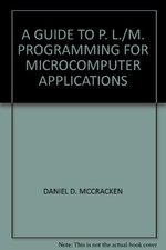 Guide to PL-M Programming for Microcomputer Applications