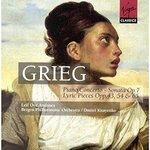 Grieg: Piano Concerto; Sonata; Lyric Pieces Opp. 43, 54 & 65