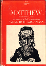 Matthew: a New Translation With Introduction and Commentary