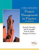 Core Concepts, with CD: Project Management in Practice