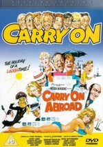Carry On Abroad [Special Edition]