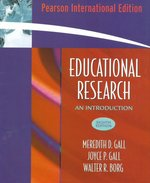 Educational Research: An Introduction