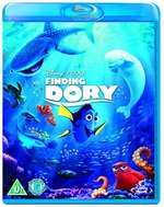 Finding Dory [Blu-Ray] [2017]