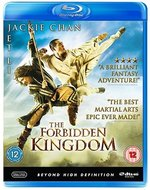 The Forbidden Kingdom [2 Discs] [Blu-ray]