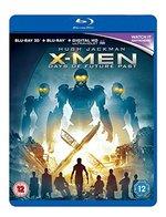 X-Men: Days of Future Past [Blu-Ray] [2017]