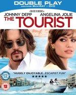 The Tourist [2 Discs] [Blu-ray/DVD]