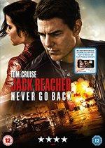 Jack Reacher: Never Go Back [Dvd + Digital Download] [2016]