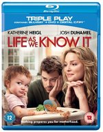 Life as We Know It (Blu-Ray and Dvd)