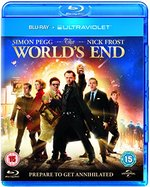 The World's End [Includes Digital Copy] [Blu-ray]