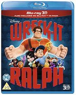 Wreck-It Ralph [3D] [Blu-ray]