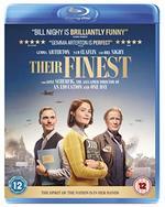 Their Finest [Blu-Ray] [2019]