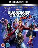 Guardians of the Galaxy Vol.2 Uhd [Blu-Ray] [2017]