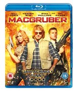 Macgruber [Blu-Ray] [Region Free]