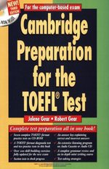 Cambridge Preparation for the Toefl(r) Test Book