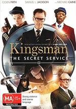 Kingsman the Secret Service [Non-Uk Format / Region 4 Import-Australia]