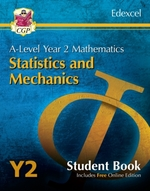 New a-Level Maths for Edexcel: Statistics & Mechanics-Year 2 Student Book (With Online Edition)